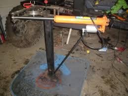 homemade bender mount