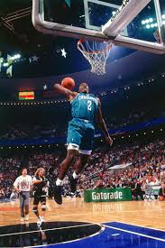 All Time Greats - Larry Johnson   Charlotte Hornets