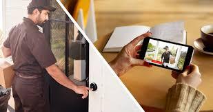Image result for SMART HOME IP DOOR BELL CAMERA SECURITY ALARM