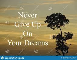 inspirational motivational quotes on nature sunset background