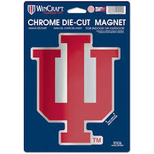 Indiana University Wincraft Car Accessories Hitch Covers Indiana Hoosiers Auto Decals Lids Com