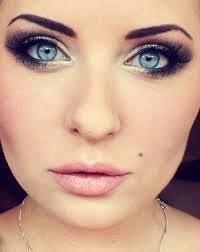 blue eyes and blonde hair fair skin