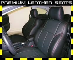 scion xa leather seat covers clazzio