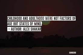 top quotes sayings about adulthood and childhood