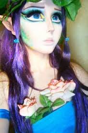 makeup anime e to life culturs