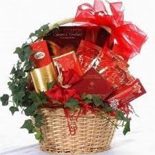 gift basket for him sweetode