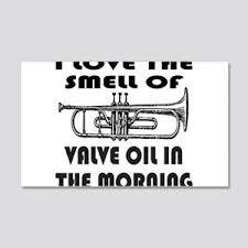 Trumpet Wall Decals Cafepress