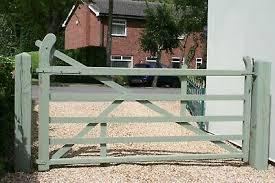 32 scale farm long five bar gates