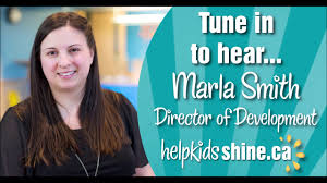 Newstalk 610 Interview with Marla Smith | Help Kids Shine 2019 - YouTube