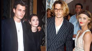 Winona Ryder and Vanessa Paradis say Johnny Depp was 'never violent' in  witness statements | Ents & Arts News