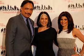 Jimmy Smits, Lois Braverman, Tamsen Fadal | Moving Families … | Flickr