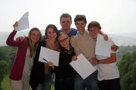 A level results day - Pictures of how we used to celebrate before COVID-19  - Somerset Live