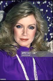Actress Donna Mills. Nachrichtenfoto - Getty Images