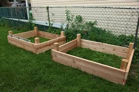 how to make diy raised garden beds a