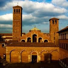 Basilica di Sant'Ambrogio - Sant'Ambrogio