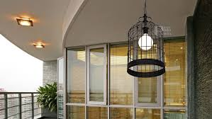 what lights should be used for balcony
