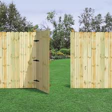 6 Ft Pressure Treated Dog Ear Fence Pickets Yard Home