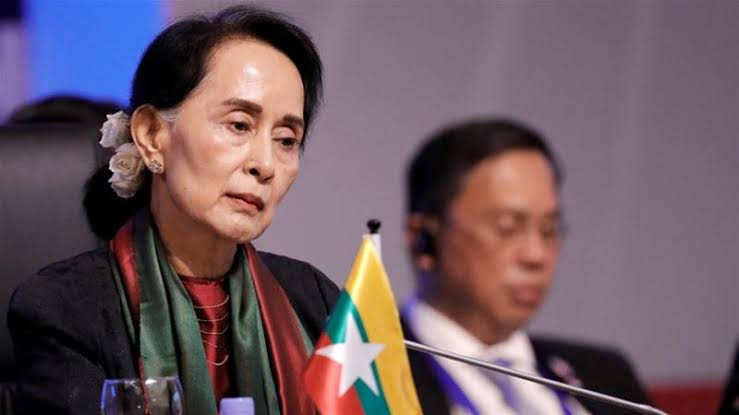 Image result for aung san suu kyi""
