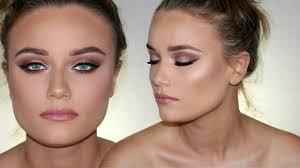 client prom makeup tutorial
