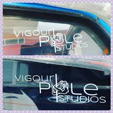 Car Stickers Let The World Know How Vigour Pole Studios
