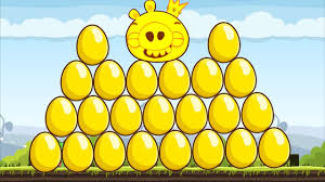 Angry Birds - COMPLETE ALL 33 GOLDEN EGG GOLD STAR!! - YouTube