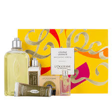 l occitane invigorating verbena gift