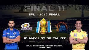 IPL 2019 Final MI vs CSK Dream11 Team ...