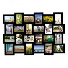 rubix 24 picture multi wall frame