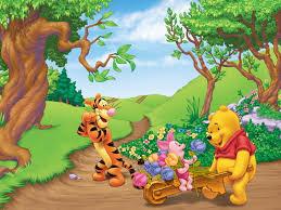 best 57 winnie the pooh background on