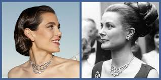 charlotte casiraghi wore princess grace