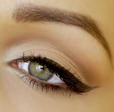 simple flirty quick makeup look by
