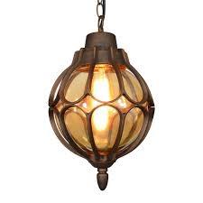 edison glass pendant lights