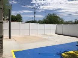 8 Tall Vinyl Privacy Fence