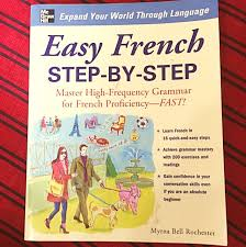 Easy French Step-by-Step, Books & Stationery, Textbooks on Carousell