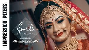 bridal makeup video impression pixels