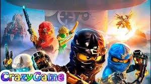 Lego Ninjago Shadow of Ronin Full Game Movie in English - Lego Movie  Cartoon for Children - YouTube