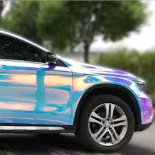 mirror chrome tint car vinyl wrap