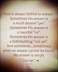 quotes about god s faithfulness quotes