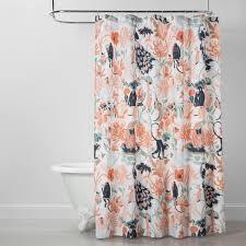 Garden Of Monkeys Shower Curtain Opalhouse Target