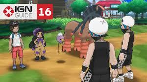 Route 6 - Pokemon: Sun and Moon Walkthrough IGN takes you through ...