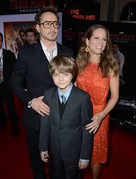 Robert Downey Jr., Susan Downey, Ty Simpkins - Robert Downey Jr. and Ty  Simpkins Photos - Arrivals at the 'Iron Man 3' Premiere 5 - Zimbio