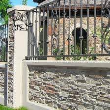 China Manufacture Prefab Modern Wrought Iron Fence Panels Ifg 10 China Iron Fence Wrought Iron Fence