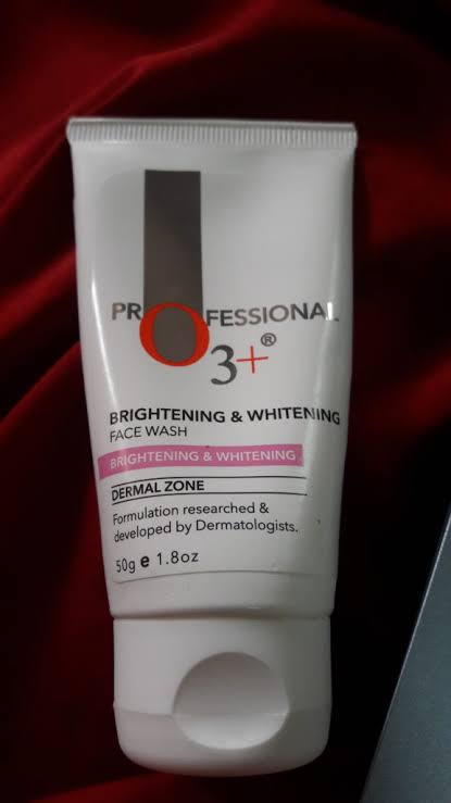 Image result for Dermal Zone Brightening and whitening Face Wash review""