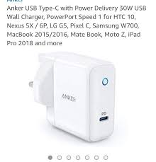 does anyone know if this 30w charger