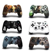 Best Discount 0581 The Last Of Us Protective Cover Sticker For Ps4 Controller Skin For Playstation 4 Pro Slim Decal Ps4 Skin Sticker Vinyl Cicig Co