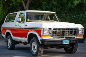 20k Mile 1979 Ford Bronco 4 Speed For Sale On Bat Auctions Sold For 64 500 On June 2 2020 Lot 32 160 Bring A Trailer