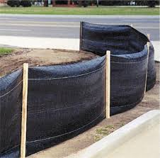 Construction Silt Barrier Fence Discount Fence Supply Inc