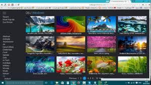 تحميل خلفيات ويندوز 10 وجعل جهازك أكتر اناقة و جادبية Youtube