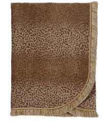 congo gold brown throw marquise