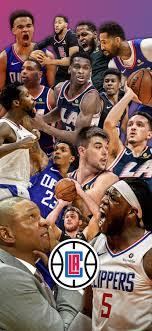 2018-2019 LA Clippers Roster Wallpaper ...